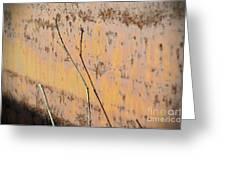 Rustic Landscape Greeting Card by Luke Moore
