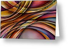 'sails' Greeting Card by Michael Lang