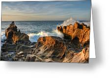 San Jose Del Cabo Early Morning Greeting Card by Rich Beer