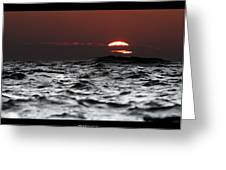 See You Tomorrow Greeting Card by PNDT Photo