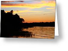 September Sky 12 Greeting Card by Mike Wilber