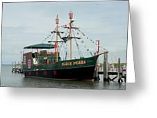 Ship 34 Greeting Card by Joyce StJames
