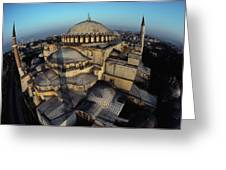 Side Domes And Minarets Gather Greeting Card by James L. Stanfield