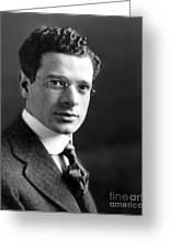 Sidney Hillman (1887-1946) Greeting Card by Granger