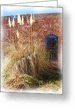 Silver City Tranquility Greeting Card by FeVa  Fotos