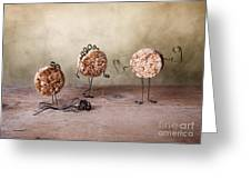 Simple Things 07 Greeting Card by Nailia Schwarz