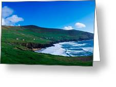 Slea Head, Dingle Peninsula, Co Kerry Greeting Card by The Irish Image Collection