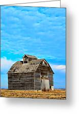 Solitude In The Country No.2 Greeting Card by Christine Belt