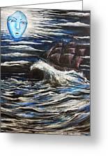 Southern Wind  Greeting Card by Katchakul Kaewkate