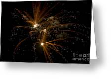 Sparkles Greeting Card by Jeannie Burleson