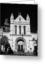St Annes Cathedral Belfast Greeting Card by Joe Fox