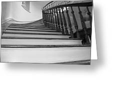 Staircase Greeting Card by Lauren Branscome