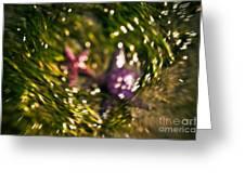 Starfish Swirl Greeting Card by Venetta Archer