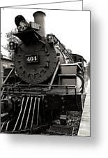 Steam Engine 464 Greeting Card by Scott Hovind