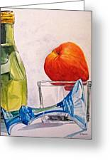 Still Life 2 Greeting Card by D K Betts