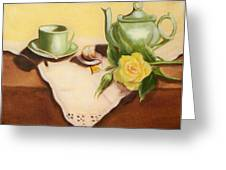 Still Life 2 Greeting Card by Joni McPherson