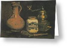 Still Life Paintings By Vincent Van Gogh Greeting Card by Van Gogh