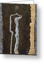 Stone Men 01 - Her Greeting Card by Variance Collections