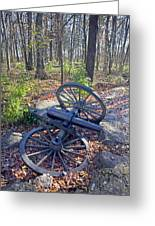 Stones River Battlefield Greeting Card by Luc Novovitch