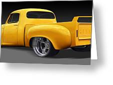 Studebaker Truck Greeting Card by Mike McGlothlen