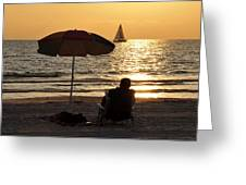 Summer Get Away Greeting Card by David Lee Thompson