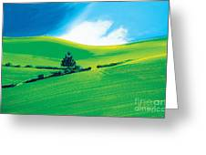 Summer Greeting Card by Neil McBride