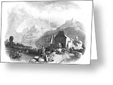 Switzerland: Villeneuve Greeting Card by Granger