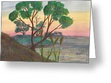 Taking A Moment... Greeting Card by Robert Meszaros
