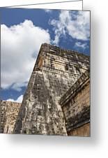 Templo De Los Jaguares Greeting Card by Bryan Mullennix