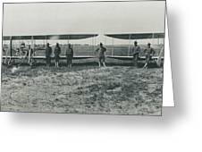 Texas Aero Squadron Greeting Card by Padre Art