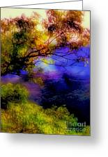 That Mountain Light Greeting Card by Judi Bagwell