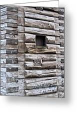 The Art Of Wood 3 Greeting Card by Randall Weidner