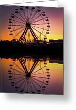 The Big Easy Greeting Card by Pixel Perfect by Michael Moore