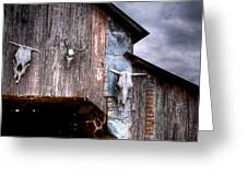 The Broad Side Of A... Greeting Card by Pixel Perfect by Michael Moore