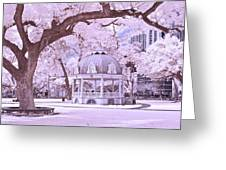 The Coronation Pavilion Greeting Card by James Walsh