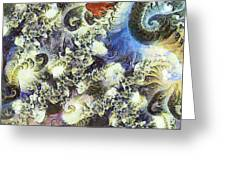 The dream swan Greeting Card by Odon Czintos