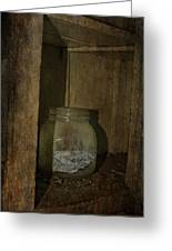The Endless Jar  Greeting Card by JC Photography and Art