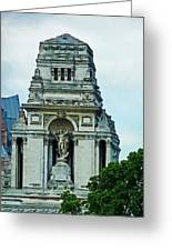 The Former Port Of London Authority Building Greeting Card by Steve Taylor