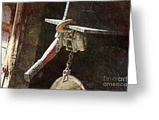 The Great Hoist Greeting Card by Andee Design