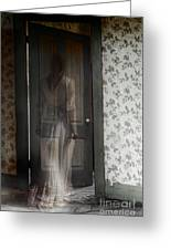 The Haunting Greeting Card by Margie Hurwich