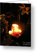 The Joy Of Light Greeting Card by Anthony Wilkening