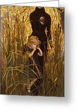 The Orphan Greeting Card by James Jacques Joseph Tissot
