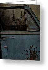 The Passenger  Greeting Card by JC Photography and Art