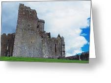 The Rock Of Cashel, Co Tipperary Greeting Card by The Irish Image Collection