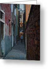 The Venetian Greeting Card by Joanna Franke