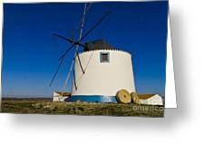 The Windmill Greeting Card by Heiko Koehrer-Wagner