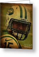 Tim Tebow - New York Jets - Timothy Richard Tebow Greeting Card by Lee Dos Santos