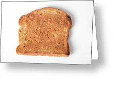 Toast Greeting Card by Photo Researchers, Inc.
