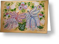 Together Greeting Card by Kateryna Wiman
