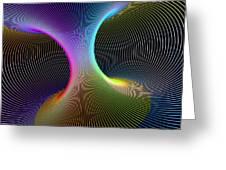 Torus Greeting Card by Pasieka